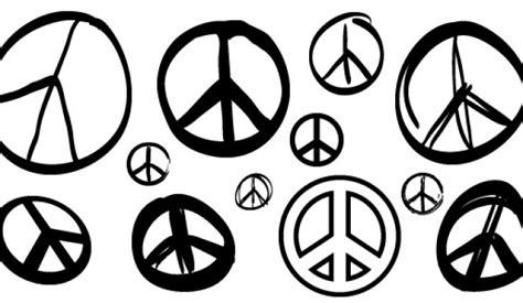 imagenes de simbolos hermosos simbolos de la paz dibujos para colorear pinterest