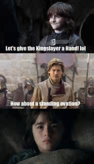 Game Of Thrones Memes Funny - meme game of thrones jamie bran motley news