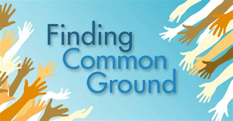 How To Find Common Ground With Letting Go Of The Reins To Allow For Student Self Advocacy Finding Common Ground