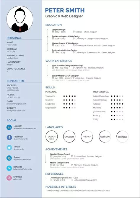 How To Create The Best Resume