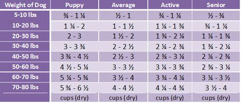 puppy feeding chart by weight age healthy weight chart hairstyle gallery
