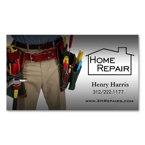 Home Repair Handyman Business Card Templates by 1000 Images About Handyman Business Cards On