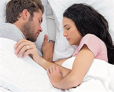 couples sleeping positions what couples sleeping positions reveal about their