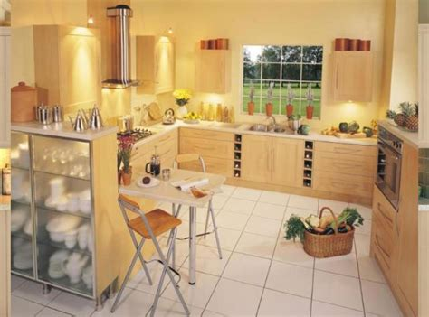 Yellow Kitchen Decorating Ideas Yellow Kitchens
