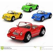3d Rendering Of Colorful Cars Car Royalty Free Stock