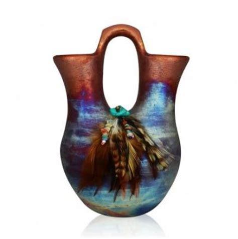 raku pottery large x large wedding vases joe wilcox
