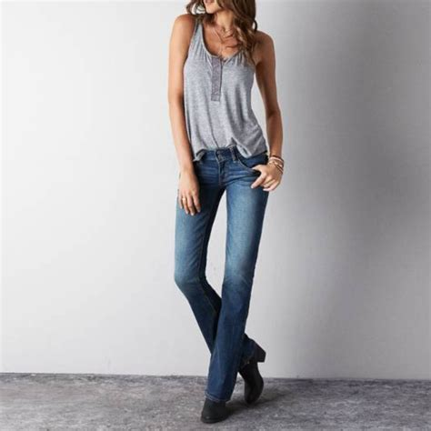 American Eagle Backless Denim 10 best flare rank style