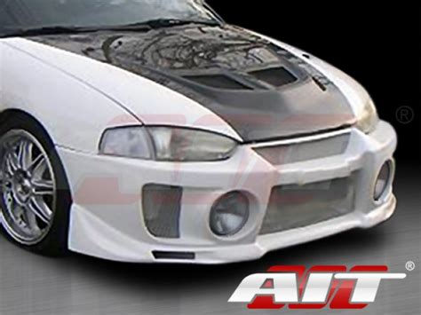Bodykit Mirage Sport Style ait racing evo v frp front bumper kit fits mirage coupe 97 01 mmg97hievofb2 ebay