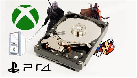 Harddisk Gaming best ps4 external drives 2018 171 hddmag
