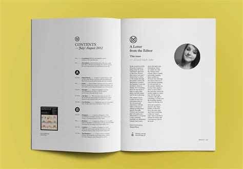 design editor monocle monocle magazine on behance