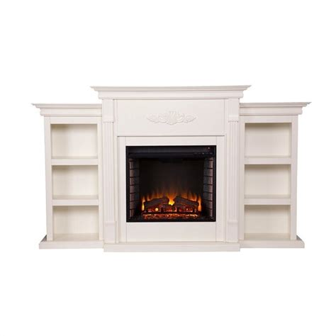 Southern Enterprises Electric Fireplace by Southern Enterprises Fredricksburg Electric Fireplace W