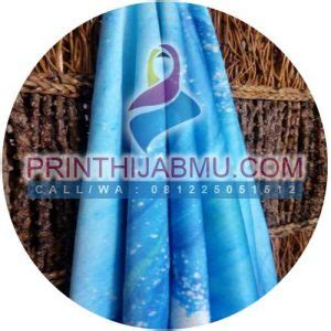 print hijab voal callwa  print hijab