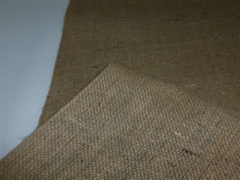 upholstery hessian 20m or 50m rolls of 72 quot wide 10oz hessian jute fabric