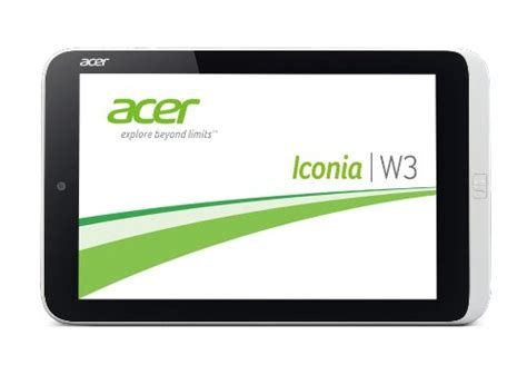 Netbook Acer Iconia W3 810 acer iconia w3 810 z276 20 5 cm 8 1 zoll tablet pc