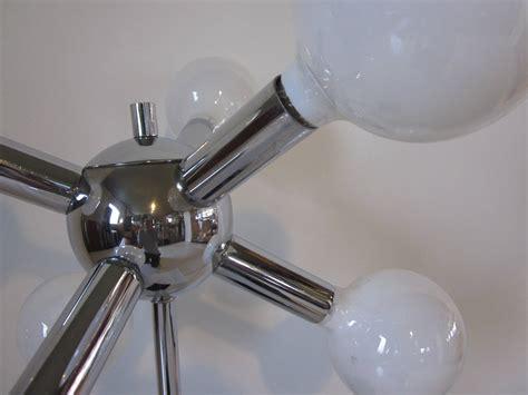 sputnik table l chrome sputnik table l for sale at 1stdibs