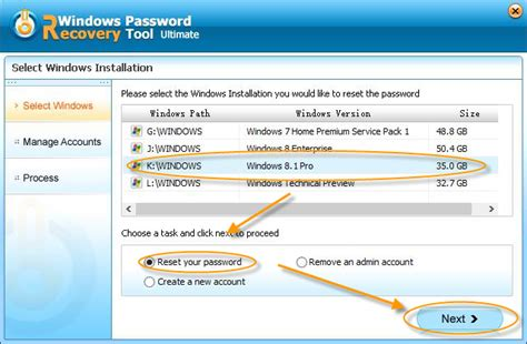 reset windows vista ultimate password windows password recovery tool ultimate download