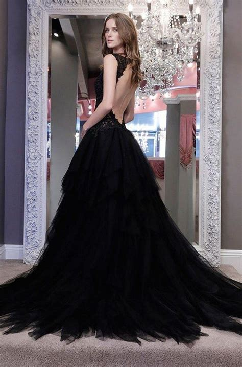 Black Wedding Dresses by 25 Best Ideas About Black Wedding Dresses On