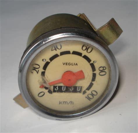 Vespa Boxer Aufkleber by Tachometer Vespa Oldtimerteile