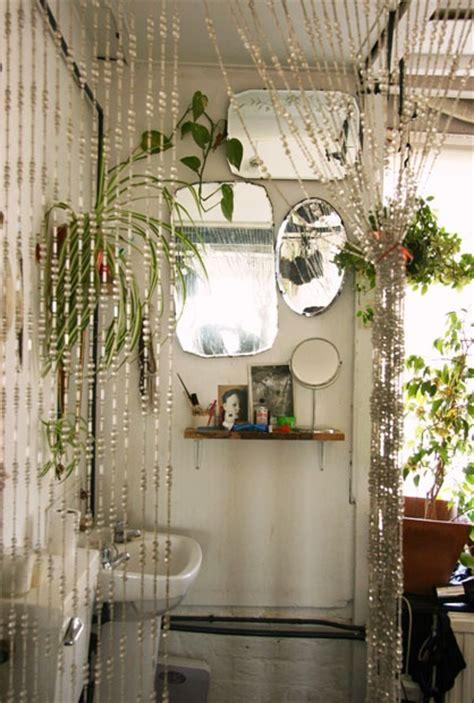 Bathroom Plants India Dishfunctional Designs The Bohemian Bathroom