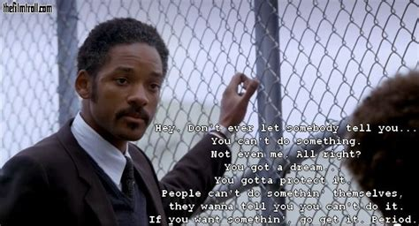 celebrity biography documentary famous movie quote from the pursuit of happiness by will
