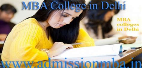 Time Mba In Delhi by Mba Colleges Delhi List Of Top Mba Colleges In Delhi
