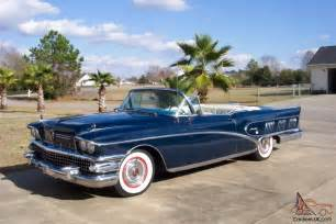 Buick 1958 For Sale 1958 Buick Limited Riviera For Sale Images