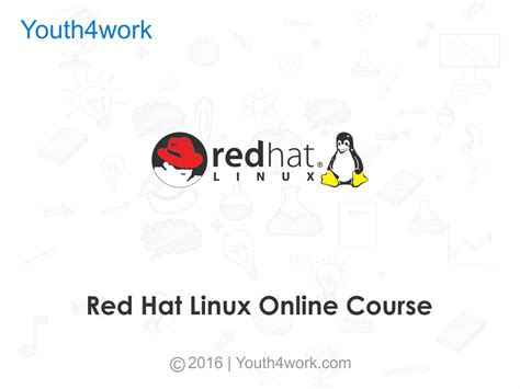 red hat linux 9 tutorial online operating system linux certification courses and
