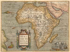 Old Map Of Africa untitled document libweb5 princeton edu