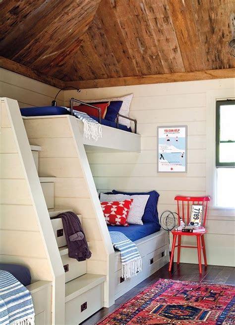 cool  functional built  bunk beds  kids digsdigs