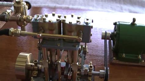 home made quot quot steam powered generator plant