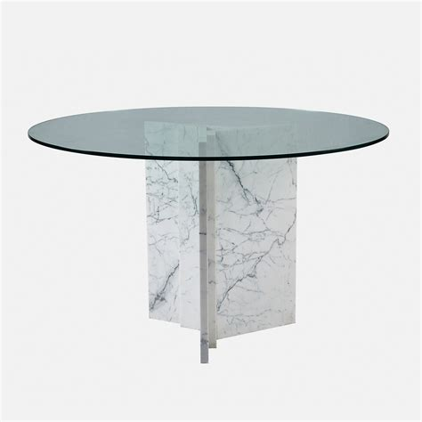 white marble dining table statuario marble dining table