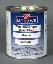 Paste Wood Filler Pdf Woodworking