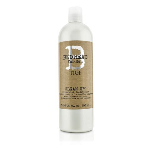 bed head shoo review tigi bed head b for men clean up peppermint conditioner