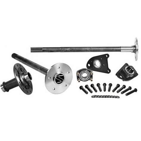 strange mustang axle spool c clip eliminator kit 35