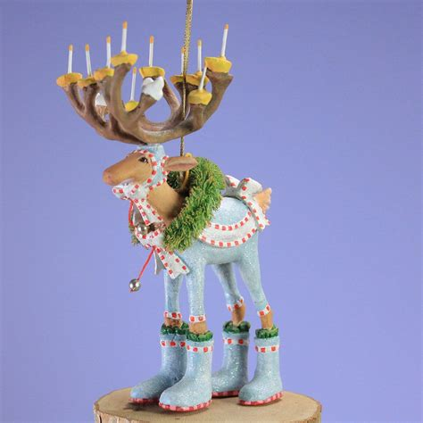 patience brewster dash away mini dasher ornament