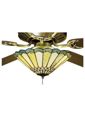 tiffany l shade kits stained glass ceiling fan light shades foter