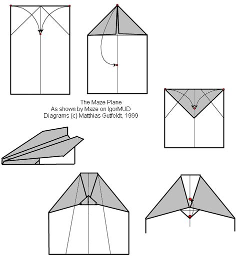 How To Make A Paper Plane Fly Far - origami airplanes that fly far how to make a paper