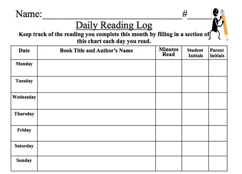 printable reading log 2nd grade mr deris 2nd grade blog summer homework 3
