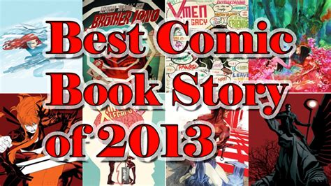 best comic story arcs best comic book story arc of 2013 geeked out nation