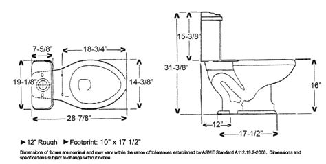 Closet Toto 420 White 10 inch in toilet elongated get the right in