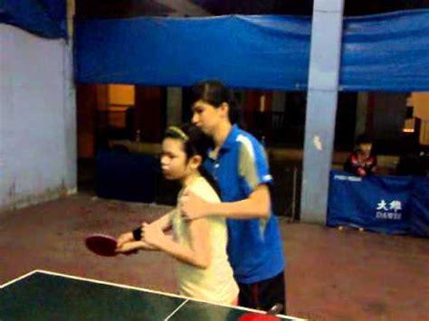 Meja Tenis Meja Medan latihan tenis meja ptm sahabat medan