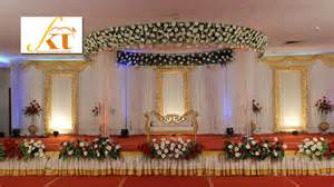 Traditional South Indian Home Decor wedding stage decorators in coimbatore tamilnadu india