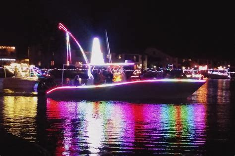 cape coral boat parade christmas lights florida style 171 our wander years
