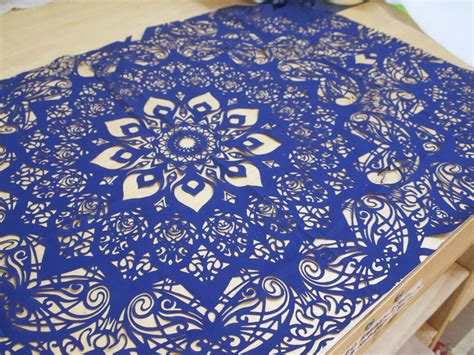 cutting fabric for curtains laser cutting patterns for fabric for student project