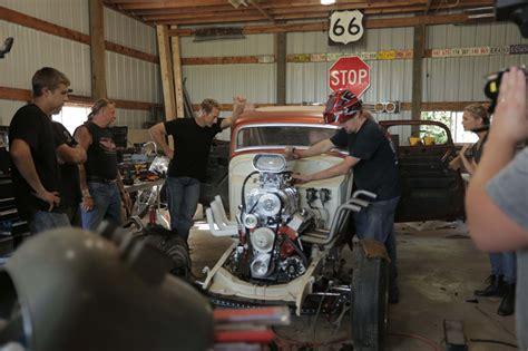 Garage Squad Last Call For Overhaul Garage Squad