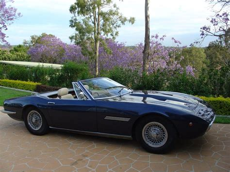 maserati merak spyder maserati ghibli review and photos