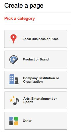 design google plus page how do i create a google plus business profile page ask