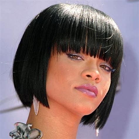 Bob With Bangs Black Hairstyles Hair by American Hairstyles Trends And Ideas Hairstyles