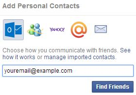 How To Search Friends On By Their Email Id How To Search By Email On Tutsandtips