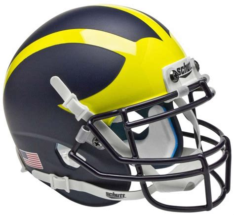 Helm Wolverine u of michigan football helmet pictures to pin on